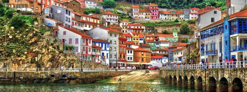 Asturias, Paraíso Natural