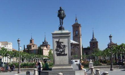 Toledo y Madrid, tras los pasos de Cervantes