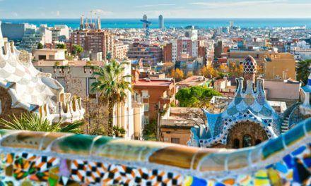 Cataluña y Sur de Francia, Tierra de Gaudí