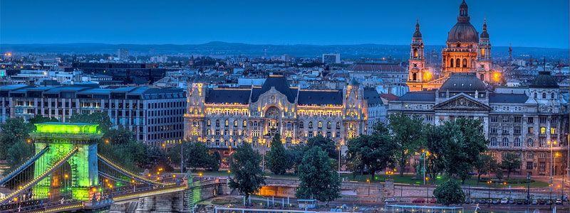 Circuito Hungria : Circuito por europa lo mejor de hungria