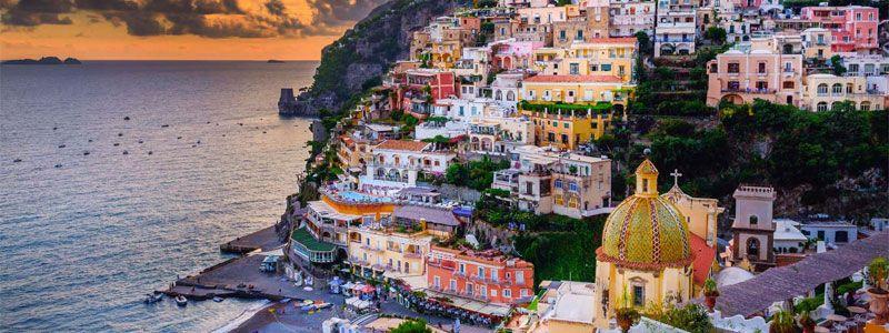 Nápoles y la Costa Amalfitana