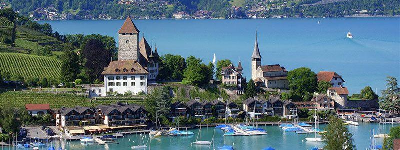 Encantos de Suiza