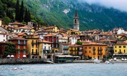 Lagos Alpinos de Italia
