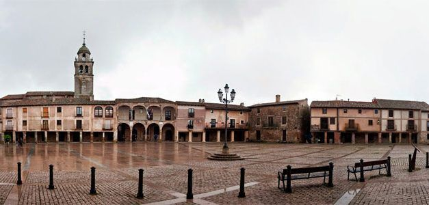 Soria, Tierra del Románico