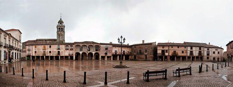 Soria, Tierra del Románico y Rivera del Duero