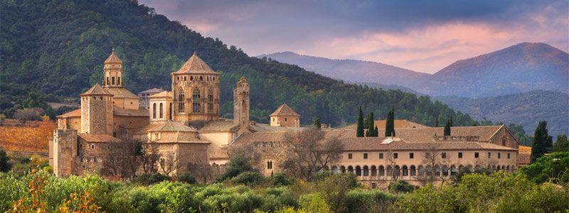 Barcelona, Tarragona y la Ruta del Císter