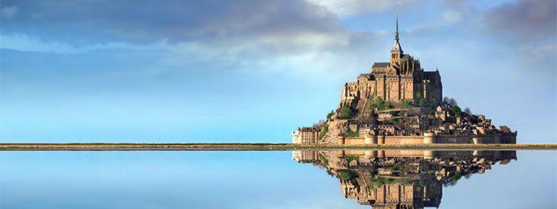 Normandía y Castillos del Loira