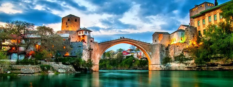 Descubra Croacia