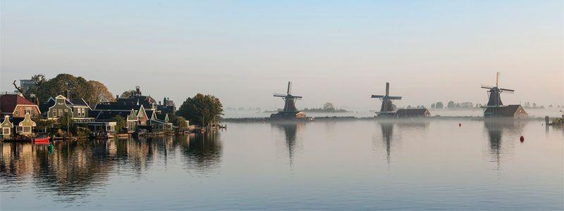 Crucero Fluvial de Bélgica y Holanda
