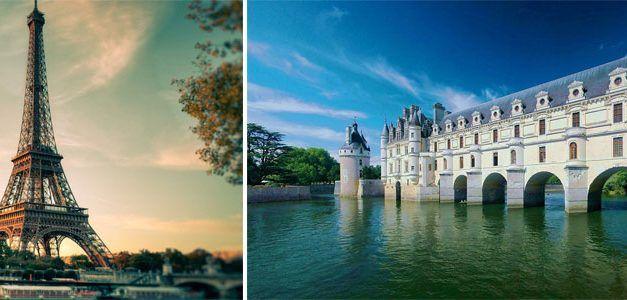 París y Castillos del Loira