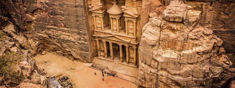 Maravillas de Jordania y Mar Muerto
