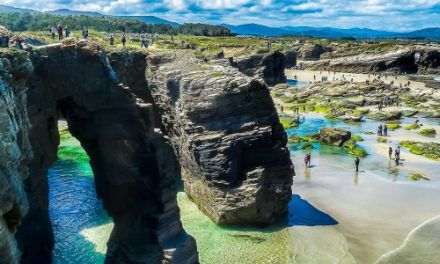 Asturias, Mariña Lucense y Playa de las Catedrales