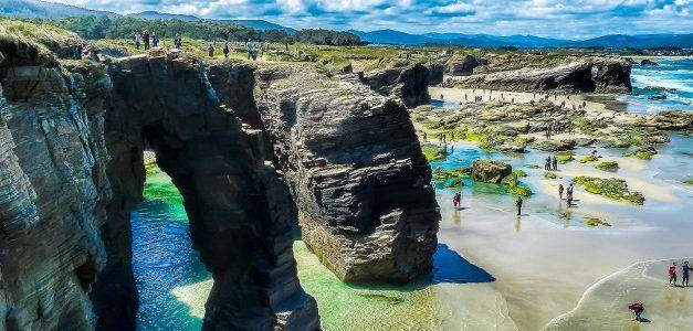 Asturias y Playa de las Catedrales