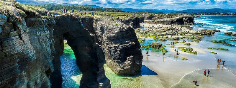Asturias, Mariña y Playa de las Catedrales