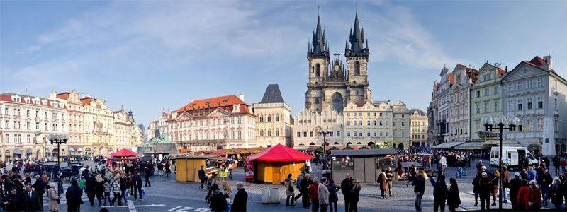 Especial Praga y Bohemia