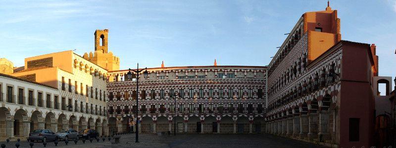 Extremadura, Ruta de Conquistadores
