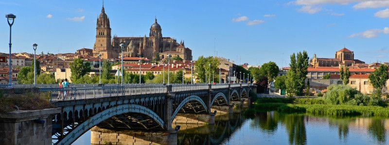 León, Zamora, Salamanca y Arribes del Duero