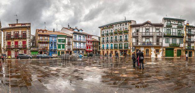 Navarra, Guipúzcoa y País Vasco Francés