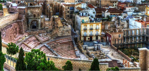 Murcia y Caravaca de la Cruz