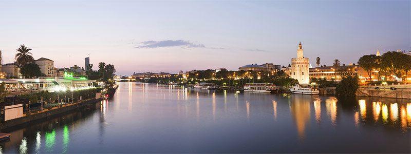 Sevilla Monumental y Huelva
