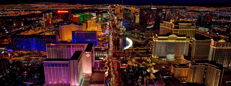 California, Las Vegas con Encanto