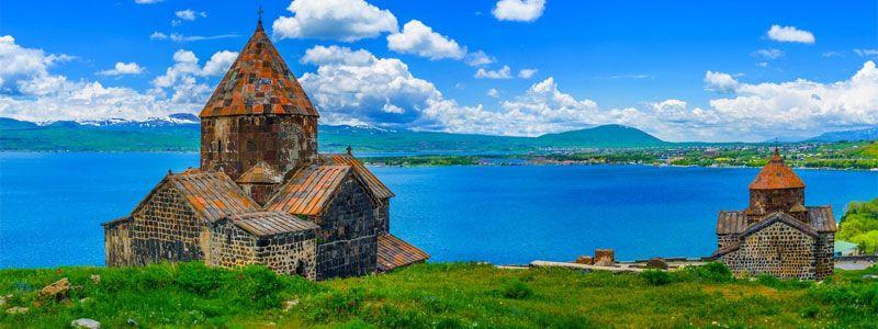 Descubra Armenia