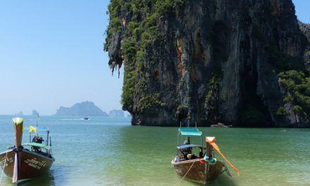 Memorias del Norte de Tailandia