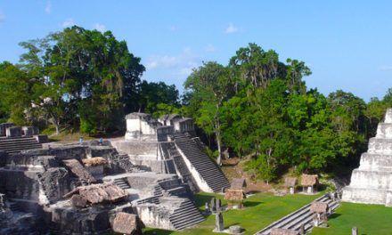 Encantos de Guatemala y México