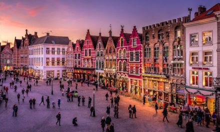 París, Bruselas y Ámsterdam