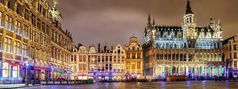 Países Bajos y Crucero por el Rhin