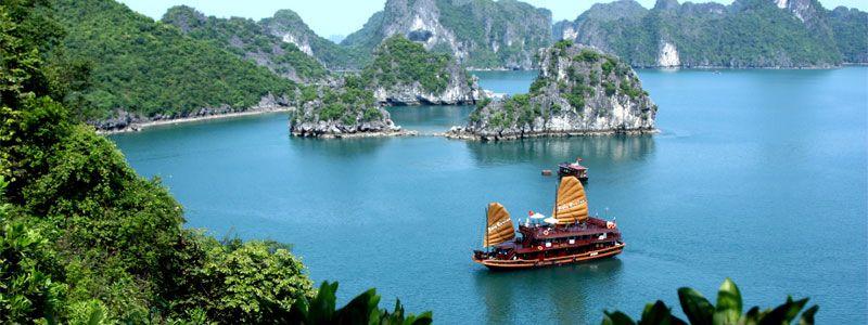 Vietnam exótico