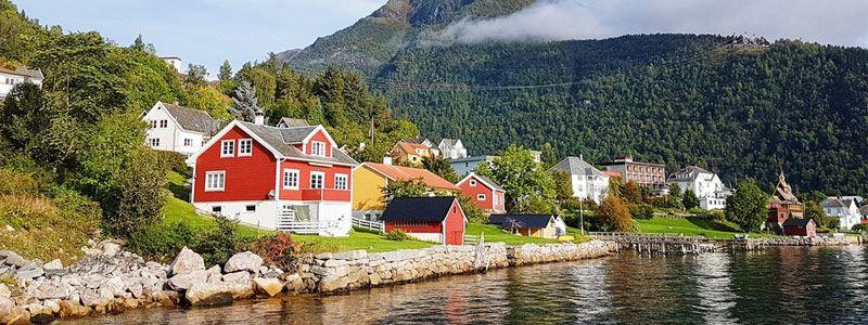 Noruega, Fiordos y Glaciares