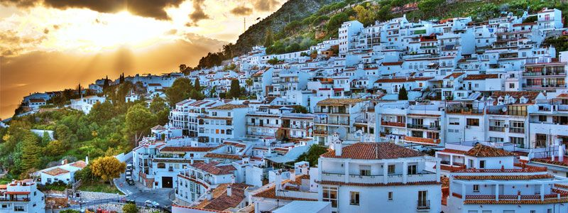 Costa de Málaga y Tánger
