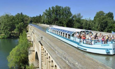 Crucero del Canal Du Midi y Collioure