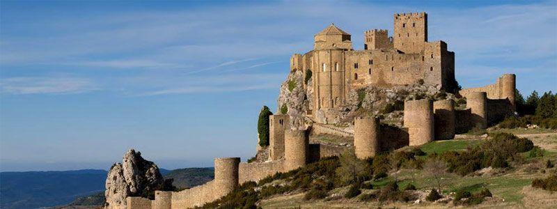 Escapada al Castillo de Loarre, Huesca y Alquezar