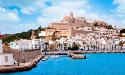 Ibiza en Barco