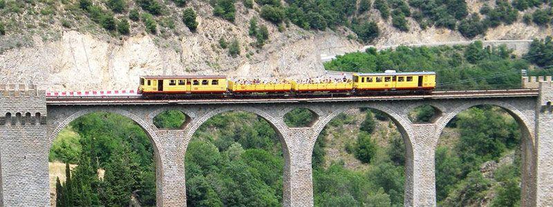 El Tren Groc de la Cerdanya