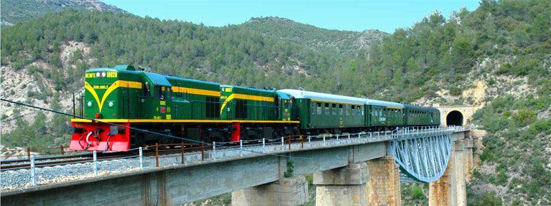 El Tren de los Lagos y San Mauricio