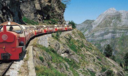 Escapada en El Tren Artouste