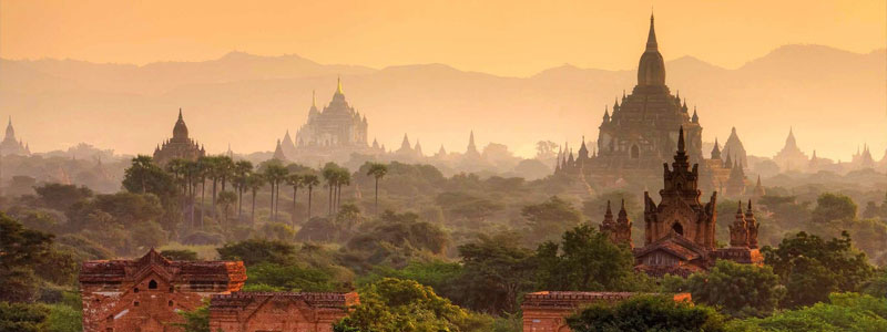 Myanmar, Reino de Bagan
