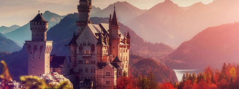 Suiza, Selva Negra y Ruta Romantica