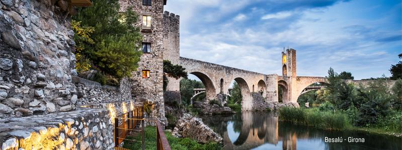 Girona y Sur de Francia