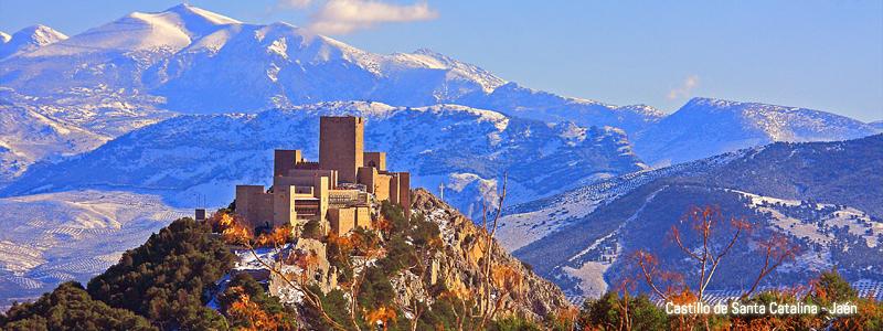 Jaén, Úbeda y Baeza