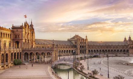 Granada, Córdoba y Sevilla