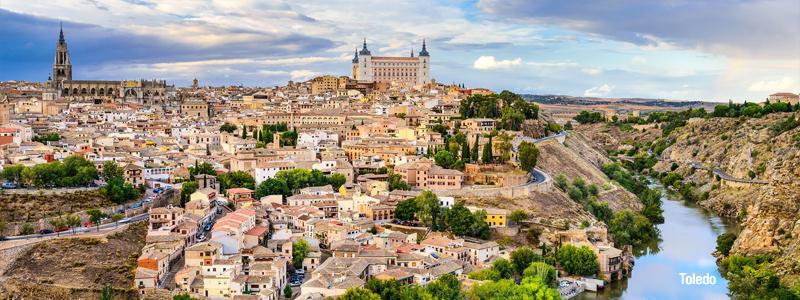 La Ruta del Quijote y Toledo