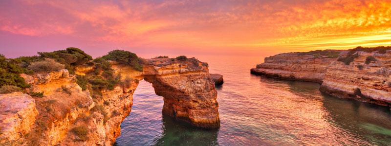 Algarve y Sevilla