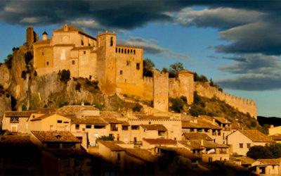 Castillo de Loarre, Huesca y Alquézar