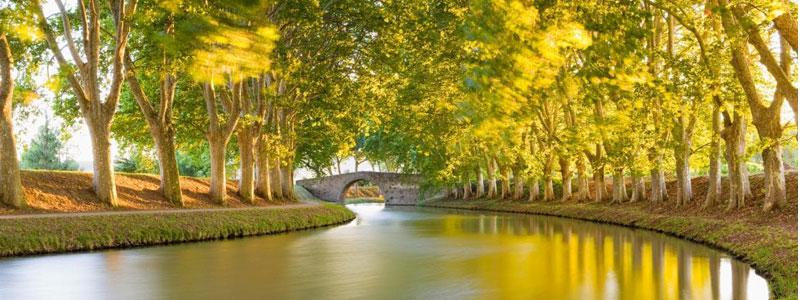 Orgues D'Ille sur Tet, Canal Du Midi, Carcassonne y Colliure