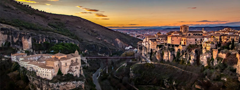 Cuenca, Teruel y Albarracín
