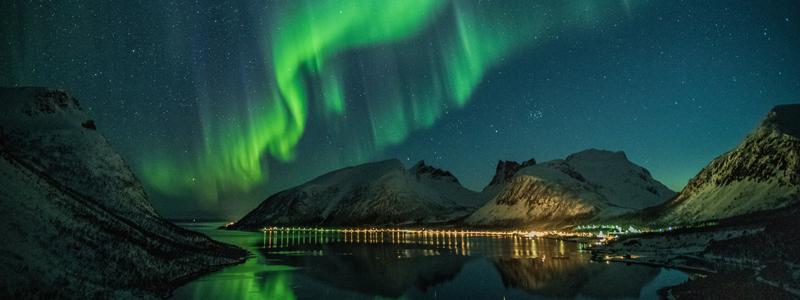 Islandia, Especial Auroras Boreales